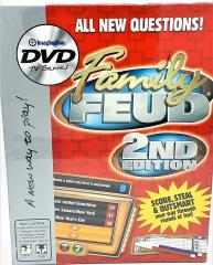 Family Feud DVD Game (2nd Edition)