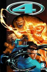 Marvel Knights 4 Vol 1 - Wolf at the Door