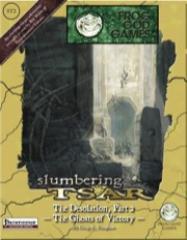 Slumbering Tsar Saga #2 - The Desolation #2, The Ghosts of Victory