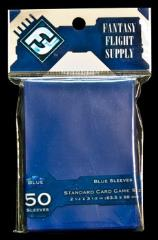 Card Sleeves - Standard CCG Size, Blue (10 packs of 50)