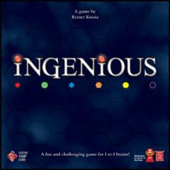 Ingenious (1st Edition)