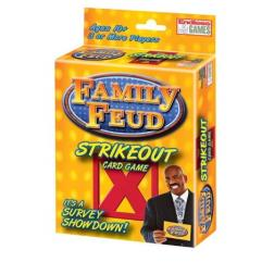 Family Feud Strikeout