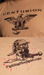 Fighting Hooligan - Centurian T-Shirt (XXL)