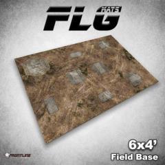 6' x 4' - Field Base