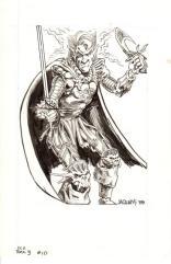 Rolemaster Companion III - Fiery Ways Original Ink