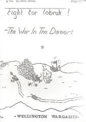 Fight for Tobruk! - War in the Desert