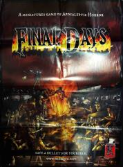 Final Days Promo Poster
