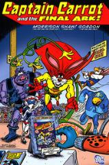 Captain Carrot and the Final Ark!