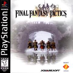 Final Fantasy Tactics (Black Label US Version)