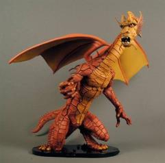 Fin Fang Foom - Orange (San Diego Comic Con International 2007 Exclusive)