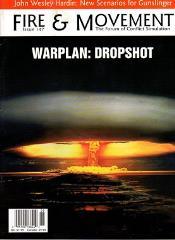 "#147 ""Warplan - Dropshot, Scenarios for Gunslinger, Twilight of the Ottomans"""