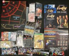 Firefly Collection - Base Game + 4 Expansions!