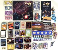 Firefly Collection - Base Game + 2 Expansions!