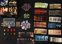 Firefly Collection - Base Game + 3 Expansions!