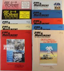 Fire & Movement Collection - Issues #41-50!