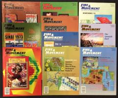 Fire & Movement Collection - Issues #101-110!