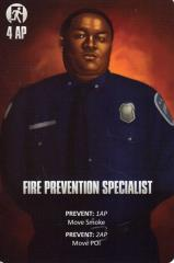 Fire Prevention Specialist (Kickstarter Exclusive)