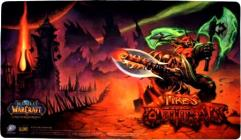 Fires of Outland - Playmat