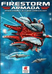 Firestorm Armada Rulebook (1st Edition, 2nd Printing)
