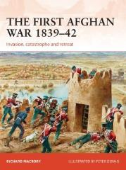 First Afghan War 1839-42, The