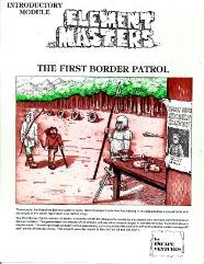 First Border Patrol, The