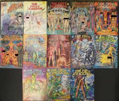 First Kingdom, The - Collection, 13 Issues!