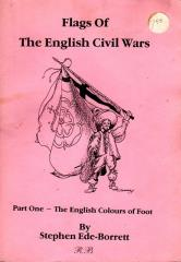 Flags of the English Civil Wars - Part One - English Colours of Foot