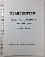 Flaklighter (Plain Cover)