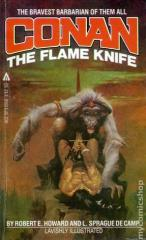 Flame Knife, The