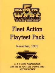 Fleet Action Playtest Pack
