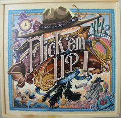 Flick 'em Up - Complete Collection, Base Game + 2 Expansions!
