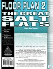 Floor Plan #2 - The Great Salt Flats