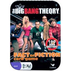 Big Bang Theory, The - Fact or Fiction Card Game