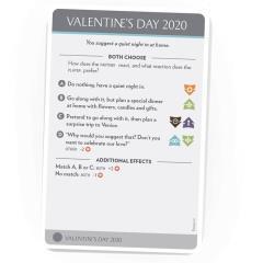 Fog of Love - Valentine's Day 2020 Promo Card