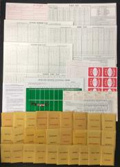APBA Pro League Football Game (1982 Teams)