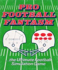 Pro Football Fantasm