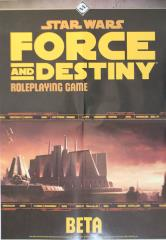 Force and Destiny Promo Poster