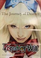 Poster - Journey of Destiny, Alice