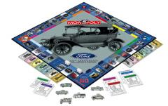 Monopoly - Ford 100th Anniversary Collector's Edition