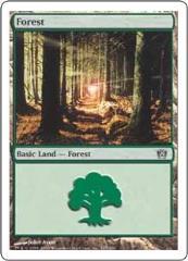 Forest #347 (C) (Foil)
