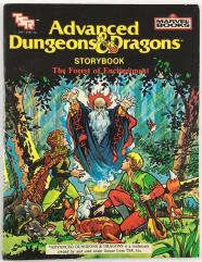 AD&D Storybook - Forest of Enchantment