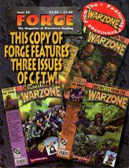 "#6 ""3 issues of CFTW, Lord Moya's Guard, Necromutant Tormentors"""