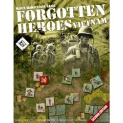 Forgotten Heroes - Vietnam (2nd Edition, 1st Printing)