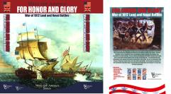 For Honor and Glory - War of 1812 Land and Naval Battles