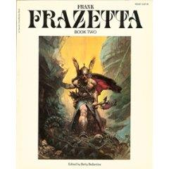 Fantastic Art of Frank Frazetta #2