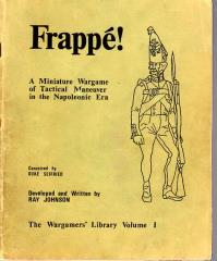 Volume I - Frappe!, Tactical Maneuver in the Napoleonic Era