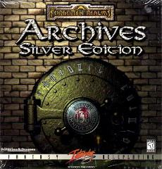 Forgotten Realms Archives, The (Silver Edition) (PC CD-Rom)