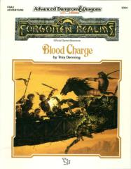 Empires Adventures Trilogy #3 - Blood Charge