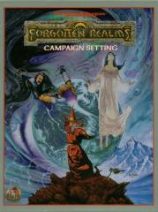 Forgotten Realms Campaign Setting (2nd Edition, 2nd Printing)