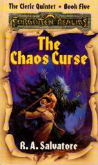 Cleric Quintet, The #5 - The Chaos Curse